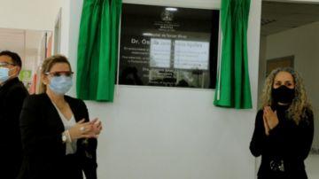 """Nuevo hospital de Montero que ahora se llama """"Dr. Óscar Urenda"""""""