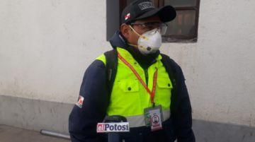 La intendencia de Potosí advierte con clausuras si no se cumple la bioseguridad