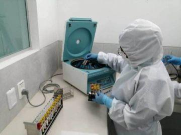 El Ministerio de Salud anuncia llegada de 15 equipos para detectar COVID-19 más para el país