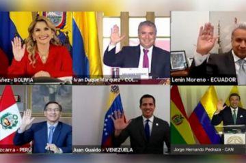 El Tribunal de Justicia de la CAN pide a Bolivia pagar sus aportes adeudados