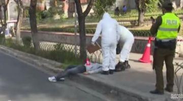 Policía recogió más de 3.000 cadáveres en calles y casas desde abril