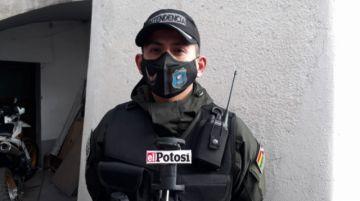 Intendencia realizará operativos el fin de semana en Potosí