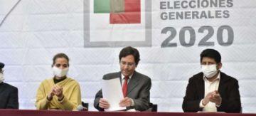 """""""Ruta de la Democracia"""" respalda la decisión del TSE de posponer fecha de elecciones"""