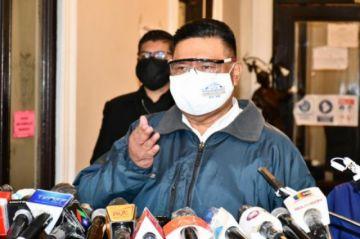 Choque pide  buscar consenso sobre fecha de elecciones