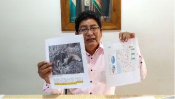 Diputado del MAS sugiere al Ejecutivo pedir ayuda internacional para mitigar incendios