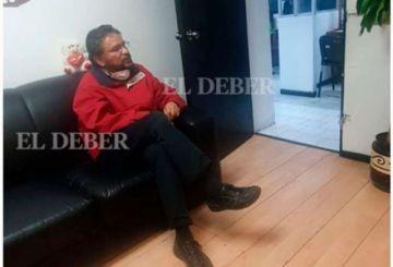 El exministro Alfredo Rada no llegó a ser procesado en México