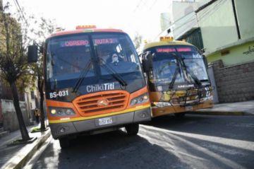 La Paz BUS hará cortes de servicio escalonados para prevenir contagios