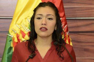 """Salvatierra: """"Añez sabe que sólo puede mantenerse en el poder sin elecciones"""""""