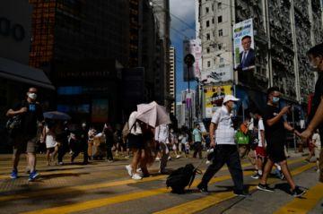 Hong Kong abre un hospital provisional para pacientes COVID-19