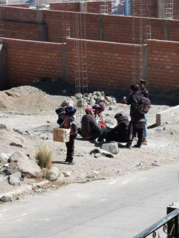 Vecinos denuncian que hay bebedores en Alto Potosí