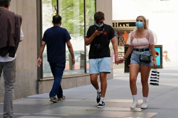 Los casos declarados de coronavirus en el mundo superan los 18 millones