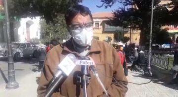 Informan sobre gestiones para atender a pacientes COVID-19 en Potosí