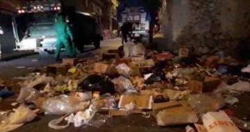¿Cómo será el recojo de basura durante el encapsulamiento?