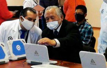 Ministro Cárdenas aclara que la educación virtual y a distancia continúa