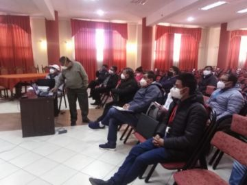 Informe: Potosí está en la fase de la diseminación masiva y sostenida del coronavirus