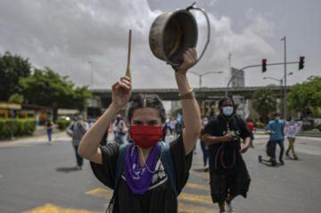 Pandemia dispara tensión en campamentos para migrantes en Panamá