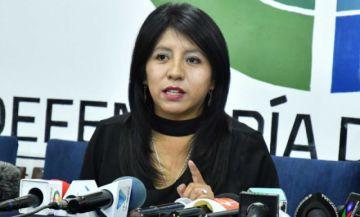 Defensoría condena hechos de violencia y pide diálogo entre TSE y organizaciones