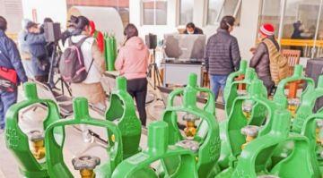 Oruro: fallecen 5 personas por falta de oxígeno