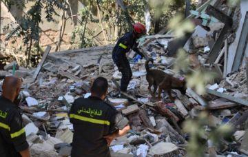 Hay 16 funcionarios del puerto de Beirut detenidos tras explosión
