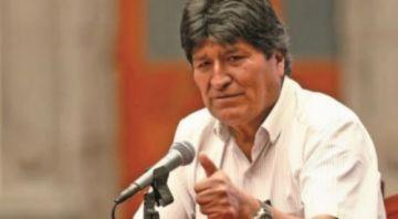 Evo Morales admite que el MAS rechazó elecciones para el 4 de octubre, después el TSE fijó la fecha para el 18