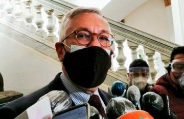 """Rodríguez Veltzé: """"Las elecciones deben realizarse en la fecha que ha convocado el TSE"""""""
