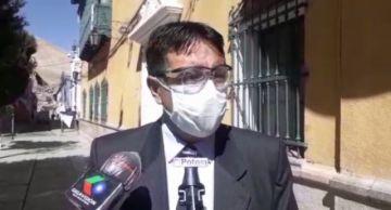 Barrientos saluda aniversario patrio en medio de pandemia