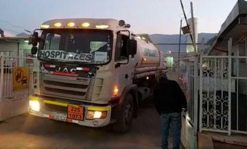 Oxígeno que llegó a Cochabamba abastecerá 72 horas, estima el Sedes
