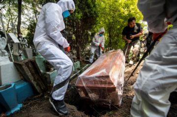 El mundo supera los 19 millones de contagios por coronavirus