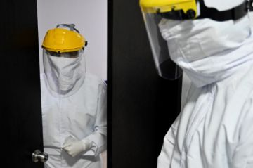 Colombia rebasa los 12.000 muertos por coronavirus