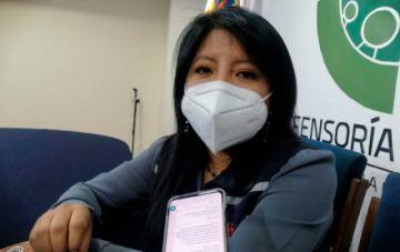 Defensora alerta grave peligro de extinción de los pueblos Yuqui y Araona por la pandemia