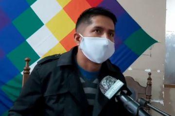 """Andrónico: """"Si hay decesos en los hospitales del país, será de entera responsabilidad de este Gobierno"""""""