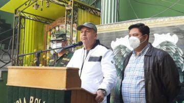"""Arturo Murillo advierte que el diálogo y la tolerancia """"tienen fecha de extinción"""""""