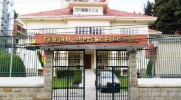 El TSE deja en manos del TCP demanda de anulación de la personería del MAS