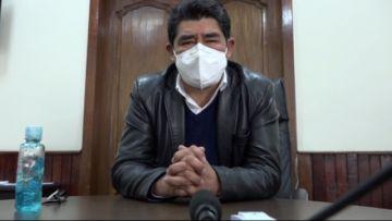 Gobernación informa que gestionó paso de oxígeno y medicamentos