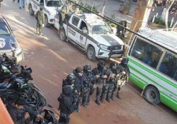 La Policía llega a Samaipata tras enfrentamientos