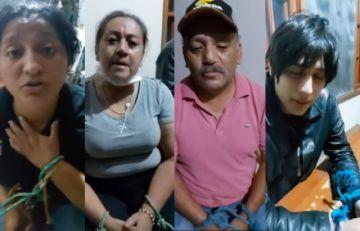 Bloqueadores liberan a activistas tras humillaciones en medio del conflicto