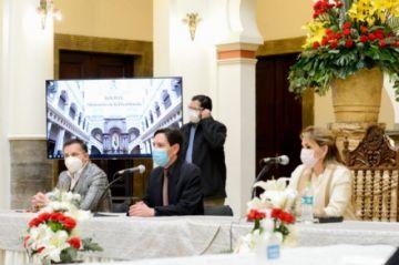 Ya está en curso el diálogo que busca levantar los bloqueos en Bolivia