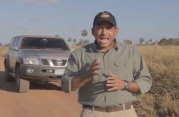 Camacho decide desbloquear ruta Santa Ignacio de Velasco-Santa Rosa, pide apoyo a la Policía y FFAA