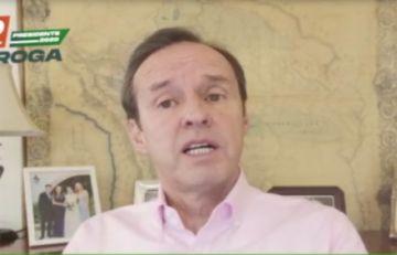 Tuto Quiroga: orden de Evo y Arce de bloquear oxígeno a los enfermos es una 'cabronada canallesca'