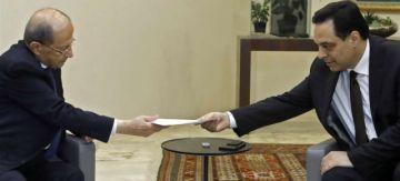 Gobierno de Líbano renunció seis días después de la explosión