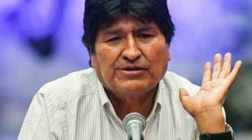 Evo Morales insta a movilizados a considerar el Acta que ratifica elecciones para el 18 de octubre