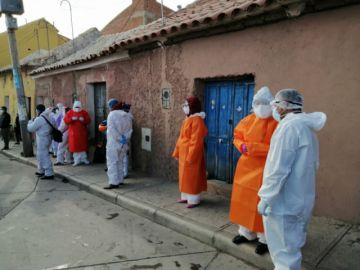 Más de 50 casos positivos son detectados en primer día de rastrillaje
