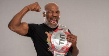 Combate de exhibición de Mike Tyson se retrasa al 28 de noviembre