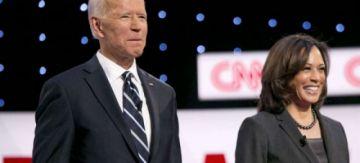Kamala Harris acompañará a Joe Biden en las elecciones en EE.UU.