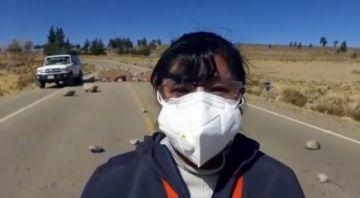 Defensoría confirma llegada de oxigeno medicinal a Potosí