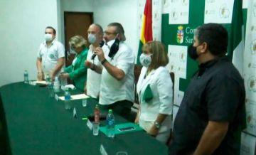 Asamblea de la Cruceñidad pide renuncia de Salvador Romero