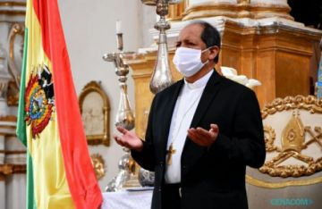 """La Iglesia católica: """"El diálogo se hace sin condiciones, si no es una manipulación"""""""