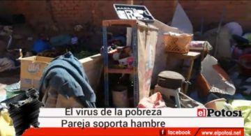 El virus del hambre ataca a una pareja tupiceña- chuquisaqueña