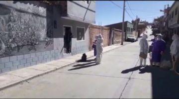 Las brigadas de rastrillaje siguen en las calles