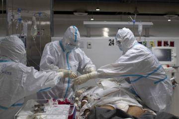 Así están las cifras de la pandemia en los últimos siete días en el mundo